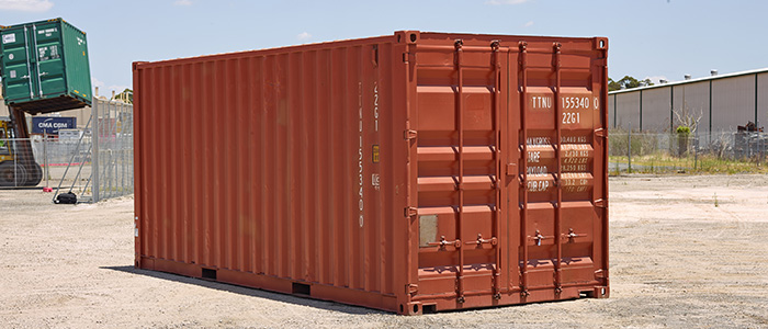 20 ft steel storage container, 20 ft shipping container, 20 ft cargo container, 20 ft conex container
