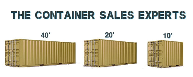 Pittsburgh Container Sales Shipping Cargo Storage Containers