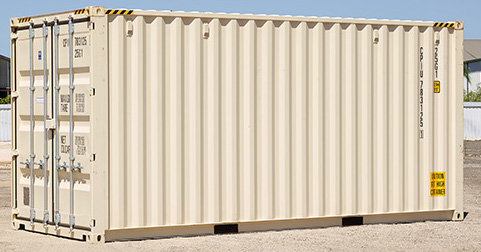 one trip storage container, one trip conex container, one trip ISO container, one trip shipping container