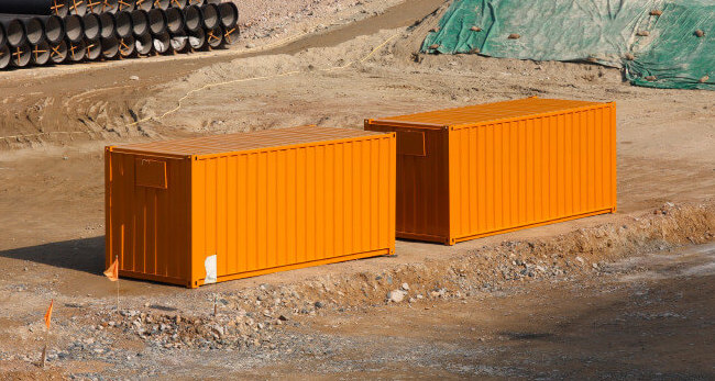 used storage container, used conex container, used ISO container