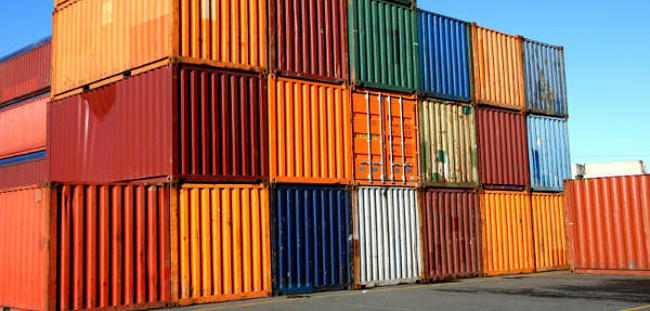wwt shipping containers, wwt steel storage containers, wind and water tight storage containers